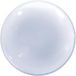 Balões Deco Bubble Clear
