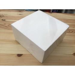 Esferovite quadrado 18x18x8 cm