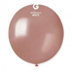 Balão 19 (48cm) Rose Gold...