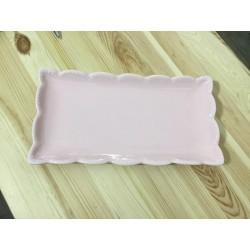 Torteira Vintage rosa