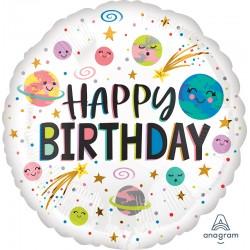 Balão foil STD Happy...