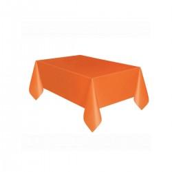 Toalha Plástica laranja...