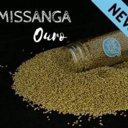Missanga Ouro 75g