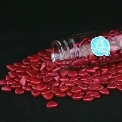 Corações 3D Bordô 75g