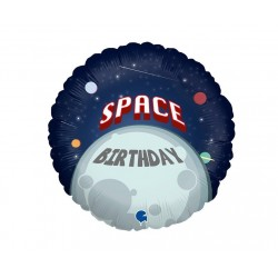 "Std 18"" birthday space"