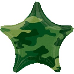 Balão STD Camouflage - S40