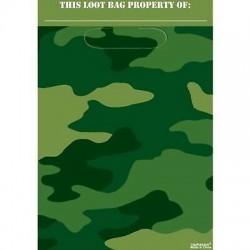 8 Sacos de Oferta Camouflage