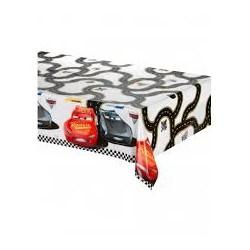Toalha plástico Cars 3...