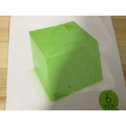 Caixa lembranças verde