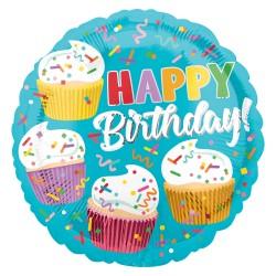 Balão Cupcake Happy...