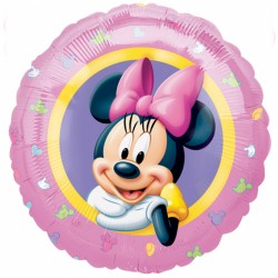 Balão STD Minnie