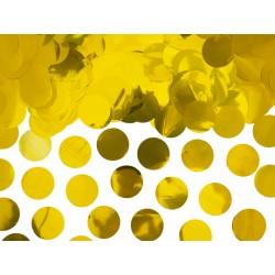 Confettis Gold 2.5cm 15g