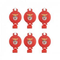 6 linguas da sogra S L Benfica