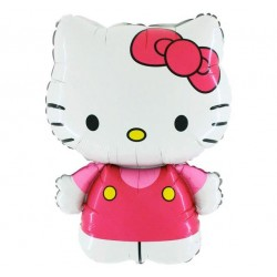 Balão Foil 30' Hello Kitty