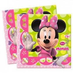 Guardanapos Minnie