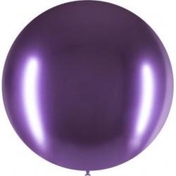 Balão Púrpura Brilhante...
