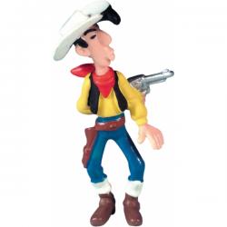 Lucky Luke com Pistola