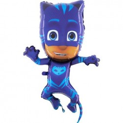 Balão Foil PJ Masks Cat Boy...