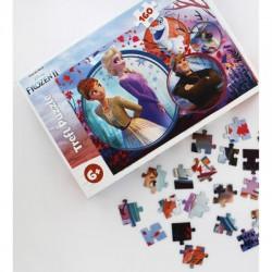 Puzzle 160 pcas Aventura de...