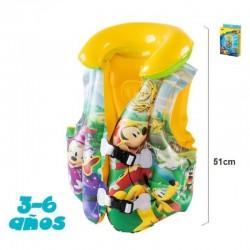 Colete Mickey 41x51cm