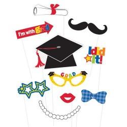 Graduação Foto Props 10pcs