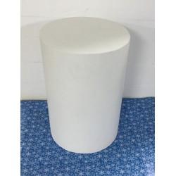 Cilindro branco 54x81 cm...