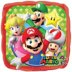 Balão Foil Super Mario 43cm