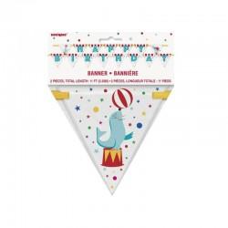 Bandeira Circo Happy...
